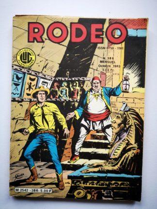 RODEO N° 386 TEX WILLER - LUG BD