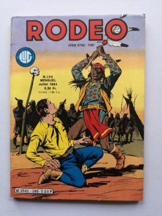 RODEO N° 395 TEX WILLER - LUG BD