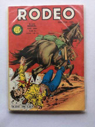 RODEO N° 396 TEX WILLER - LUG BD