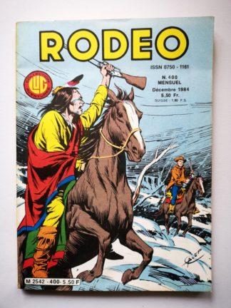 RODEO N° 400 TEX WILLER - LUG 1984