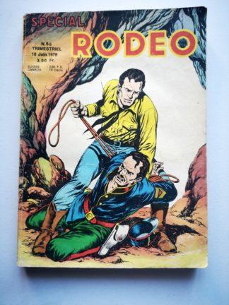 SPECIAL RODEO N° 66 TEX WILLER - Lynchage - LUG BD