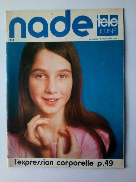 NADE N° 2Les jumelles - Victoire à Sapporo (9 janvier 1972) Janine Lay