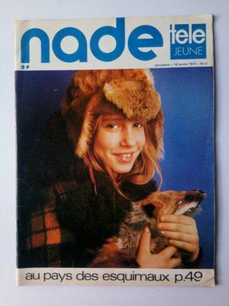 NADE N° 3Les jumelles - Victoire à Sapporo (16 janvier 1972) Janine Lay