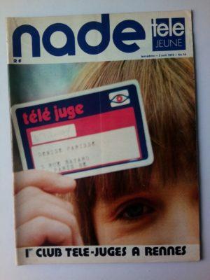 NADE N° 14 Les jumelles - Alerte à Pleumeur Bodou (2 avril 1972)
