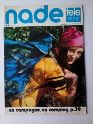 NADE N° 20 Les jumelles - Alerte à Pleumeur Bodou (14 mai 1972)