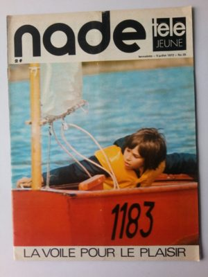 NADE N° 28 Les jumelles - Fend l'Azur (9 juillet 1972)