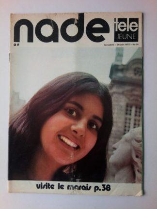 NADE N° 34 Les jumelles - Descendez-vous à la prochaine? (20 août 1972)