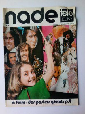 NADE N° 36 Les jumelles - Descendez-vous à la prochaine? (3 septembre 1972)
