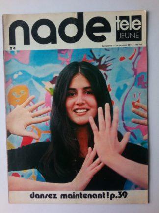 NADE N° 40 Les jumelles - Un démarrage foudroyant (1er octobre 1972)