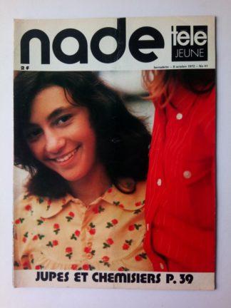 NADE N° 41 Les jumelles - Un démarrage foudroyant (8 octobre 1972)