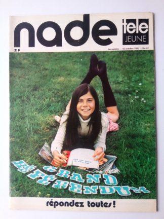 NADE N° 42 Les jumelles - Un démarrage foudroyant (15 octobre 1972)