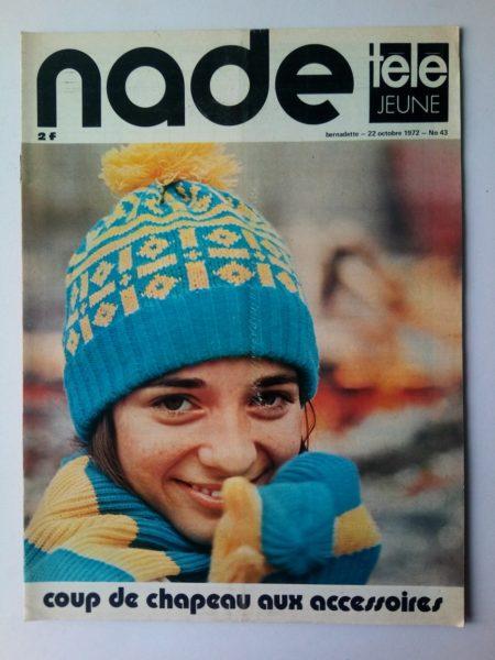 NADE N° 43 Les jumelles - Un démarrage foudroyant (22 octobre 1972)