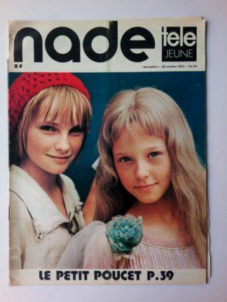 NADE N° 44 Les jumelles - Un démarrage foudroyant (29 octobre 1972)