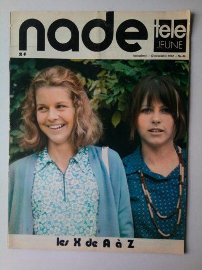 NADE N° 46 Les jumelles - Un démarrage foudroyant (12 novembre 1972)