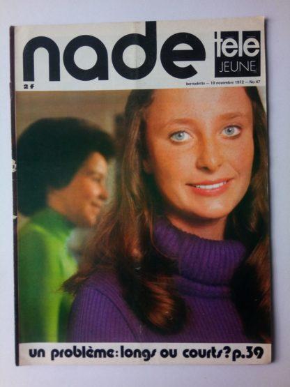 NADE N° 47 Les jumelles - Safari Photo (19 novembre 1972)
