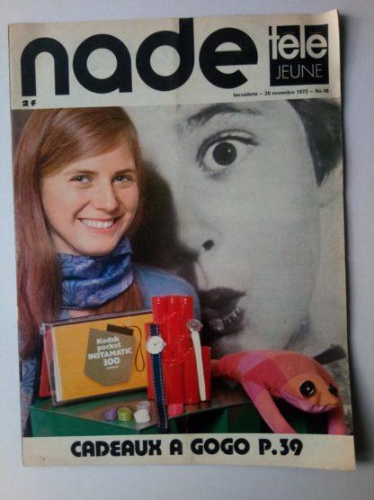 NADE N° 48 Les jumelles - Safari Photo (26 novembre 1972)