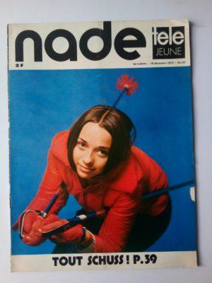 NADE N° 50 Les jumelles - Safari Photo (10 décembre 1972)