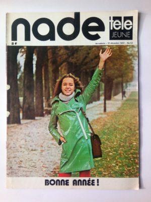 NADE N° 53 Les jumelles - Safari Photo (31 décembre 1972)