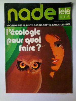 NADE N° 1 Les jumelles voient double (7 janvier 1973)