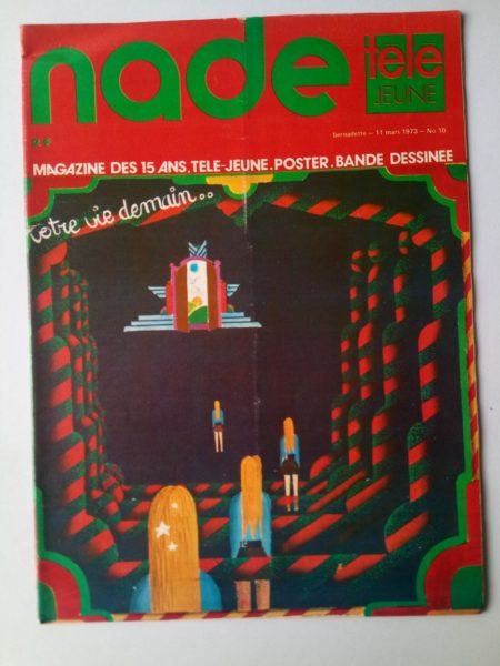 NADE N° 10 Les jumelles - Opération Wagner (11 mars 1973) Janine Lay
