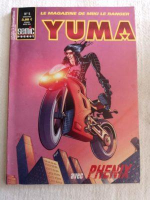 YUMA (2e Série) N°5 Larami – Nuage Gris – SEMIC 2003