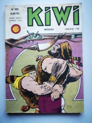KIWI N° 392 Blek le Roc - Kodiak - LUG BD