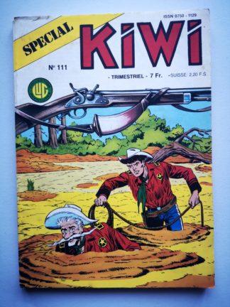 KIWI (spécial) n° 111 Le Petit Ranger - Drame dans le marais (1) LUG BD