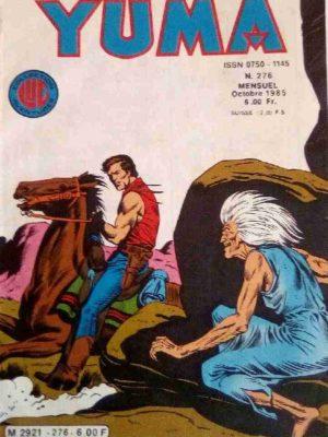 YUMA (1e Série) N°276 ZAGOR – Phantom Aery – LUG 1985