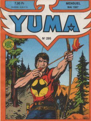 YUMA (1e Série) N°295 ZAGOR – Guet-apens à Hidden Wood – LUG 1987