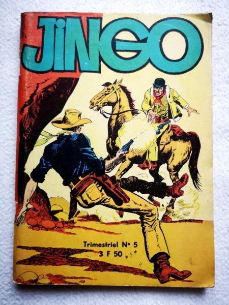 JINGO (Jeunesse et Vacances) N°5 - RAYON DE LUNE