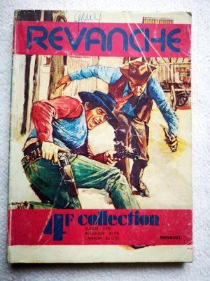 REVANCHE N°3 – Le dernier des justes (Elisa Presse 1975)