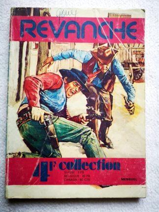 REVANCHE N°3 - Le dernier des justes (Elisa Presse 1975)