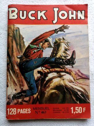 BUCK JOHN (IMPERIA) N° 463 - Contrebande