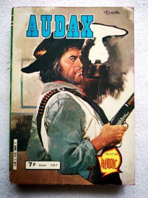 AUDAX (3e série) RECUEIL (N°35,36,37) AREDIT 1980