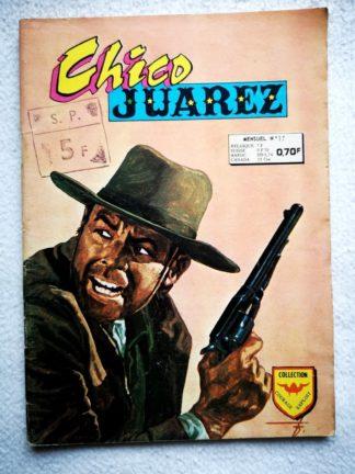 CHICO JUAREZ N°17 Le projet de Claire Vallée (Aredit 1972)