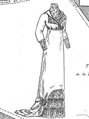 BLEUETTE – Robe de mariée