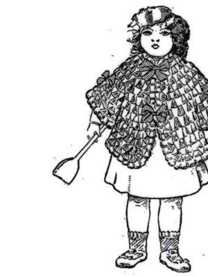BLEUETTE – Petit vêtement d'été - Patron de poupée