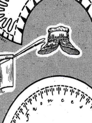 BLEUETTE – Chapeau de soie - Patron de poupée
