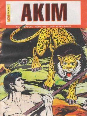 AKIM (2e série) N°17 Justice est faite – MON JOURNAL 1995