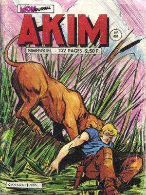 AKIM (1e série) N°426 Seul contre tous – MON JOURNAL 1977