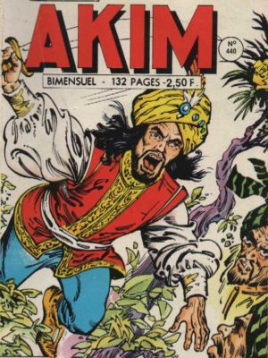 AKIM (1e série) N°440 Tel est pris… – MON JOURNAL 1977