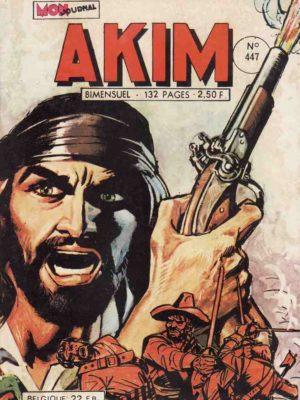 AKIM (1e série) N°447 L'absent de l'histoire – MON JOURNAL 1978