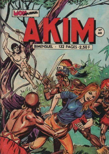 AKIM N°448 L'avocat du Diable - MON JOURNAL 1978