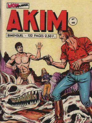 AKIM (1e série) N°449 Les fruits du sommeil – MON JOURNAL 1978