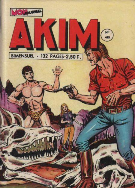 AKIM N°449 Les fruits du sommeil - MON JOURNAL 1978