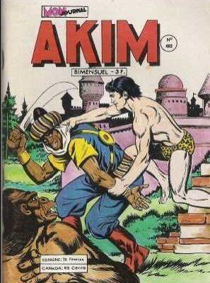 AKIM (1e série) N°482 Les Super-Robots changent de maître – MON JOURNAL 1979