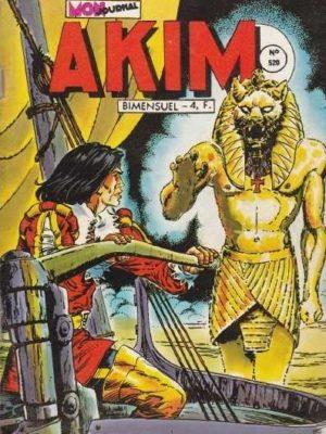 AKIM (1e série) N°520 Le mâtin – MON JOURNAL 1981