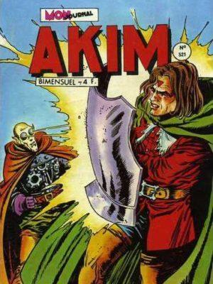 AKIM (1e série) N°521 Le livre magique – MON JOURNAL 1981