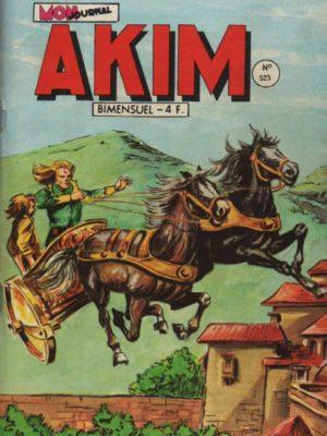 AKIM (1e série) N°523 Les petits Dragons – MON JOURNAL 1981
