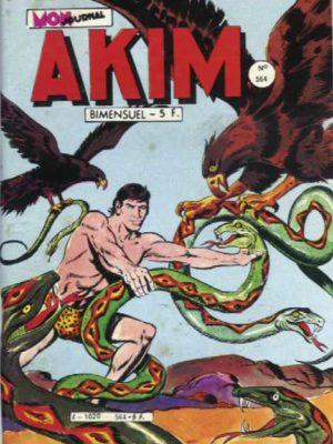 AKIM (1e série) N°564 Moll, à la rescousse – MON JOURNAL 1983